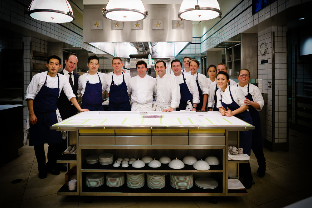 The Team at Per Se