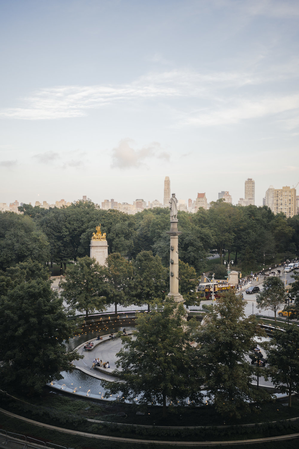 Columbus Circle, New York