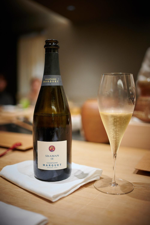 Shaman 2014 Champagne Marguet Grand Cru