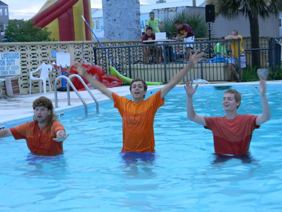 STP sync swim social