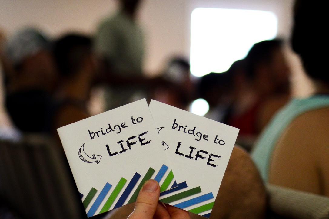 Evangelism Training Bridge To Life Co Minneapolis
