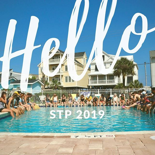 Time to say  H E L L O  to STP 2019! Registration is open • link in profile • register by Feb 16 to get a free STP t-shirt! Who's pumped!? 🥳😎🙋🏼♀️🙋🏾♂️🙋🏽♀️🙋🏻♂️