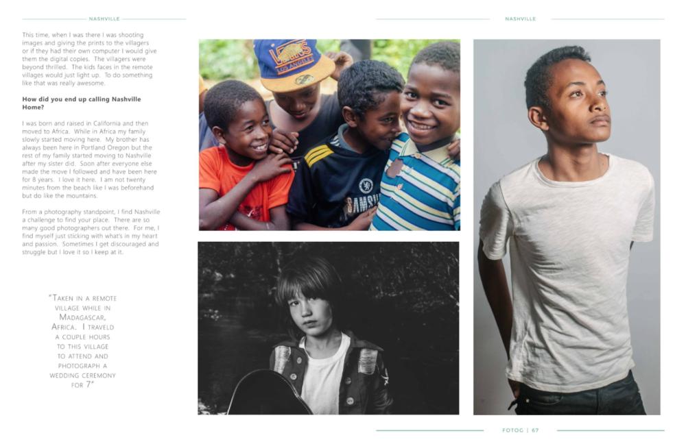 Featured in Fotog Magazine, 4 of 4