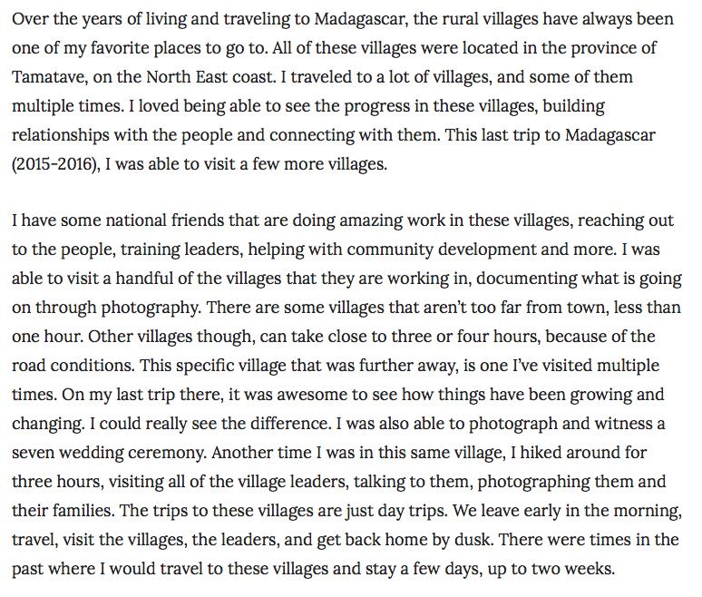 Everyday Madagascar 2 of 3