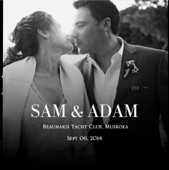 Samantha + Adam