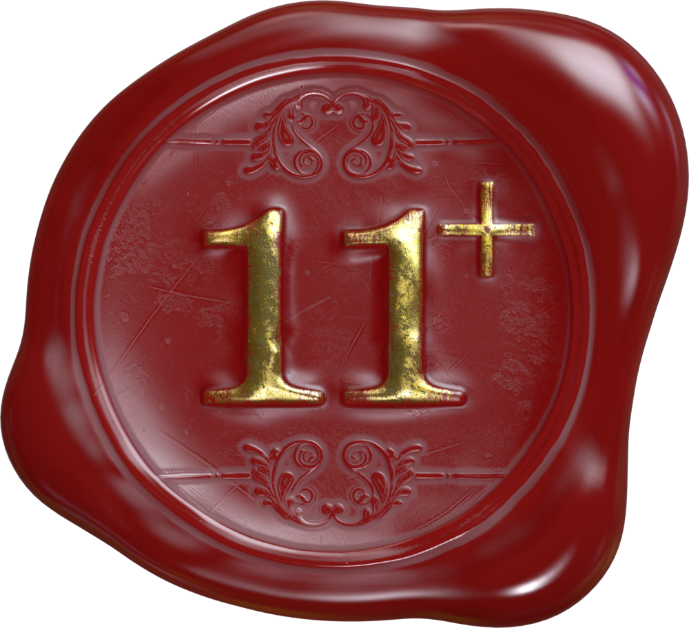 11plus_waxSeal.png