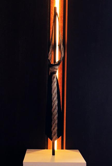 Knot 2016 Hanging printed Silk Tie