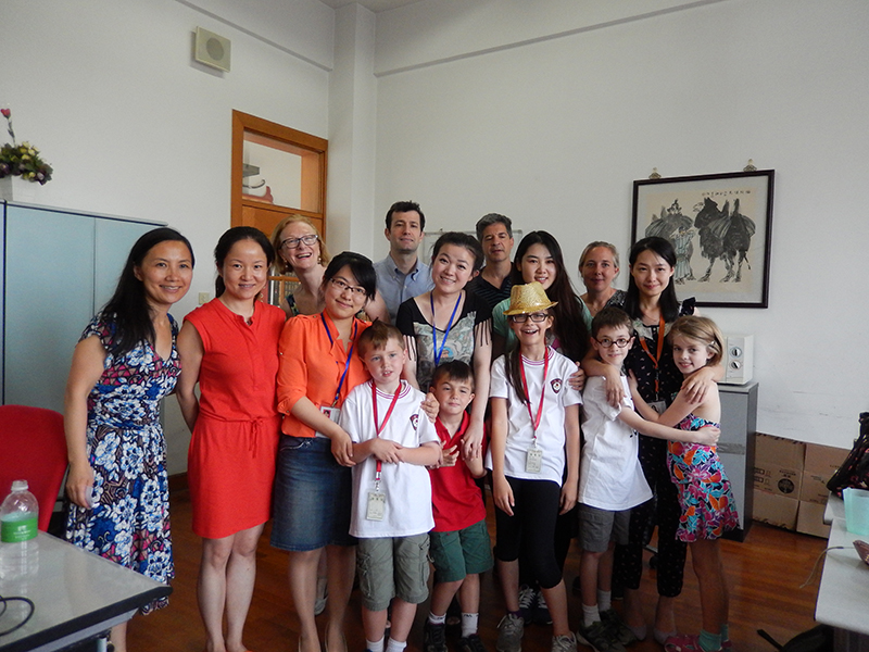 Shandge School in Shanghai