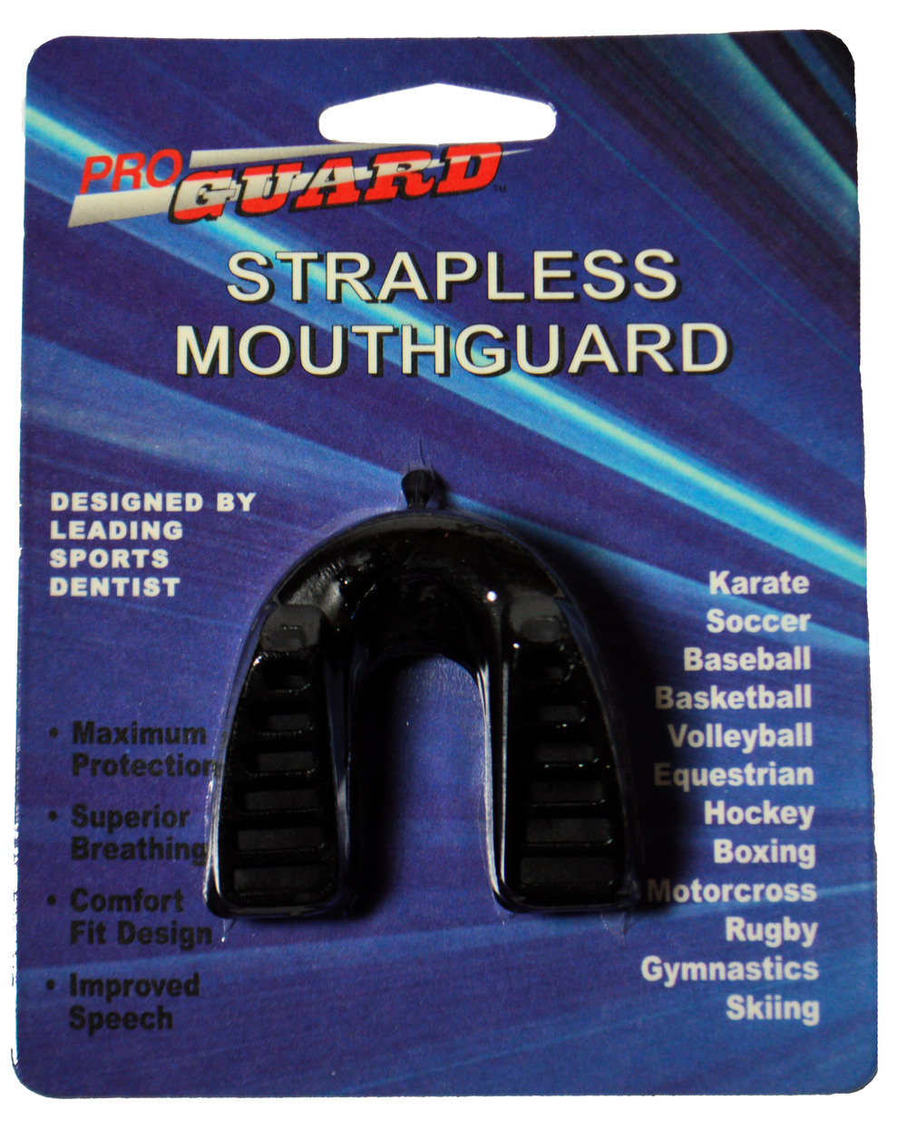 9002BK Black Strapless Mouth Guard.jpg
