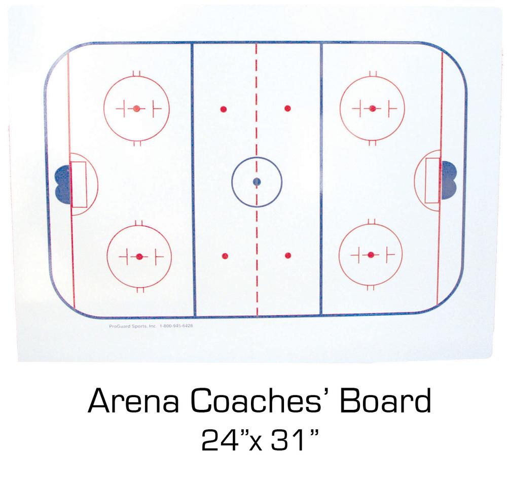 Coaches Arena Board