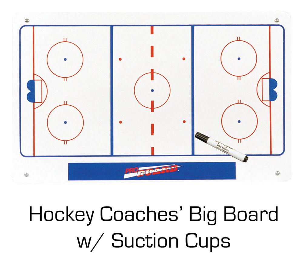 Hockey Coaches' Big Board