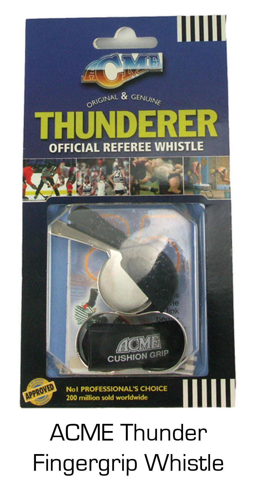 ACME Thunder Fingergrip Whistle