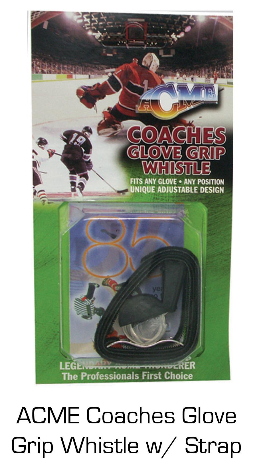 ACME Coaches Glove Grip Whistle
