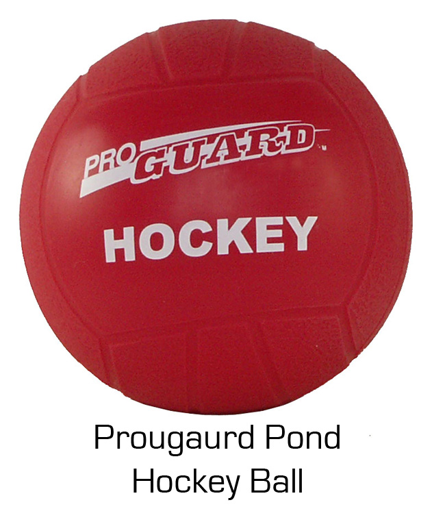 Pond Hockey Ball
