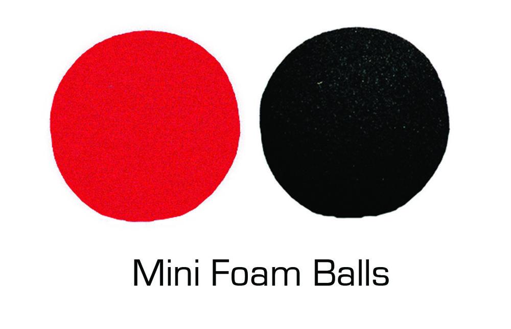 Mini Foam Balls