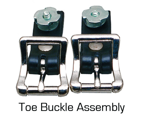 Toe Buckle Straps