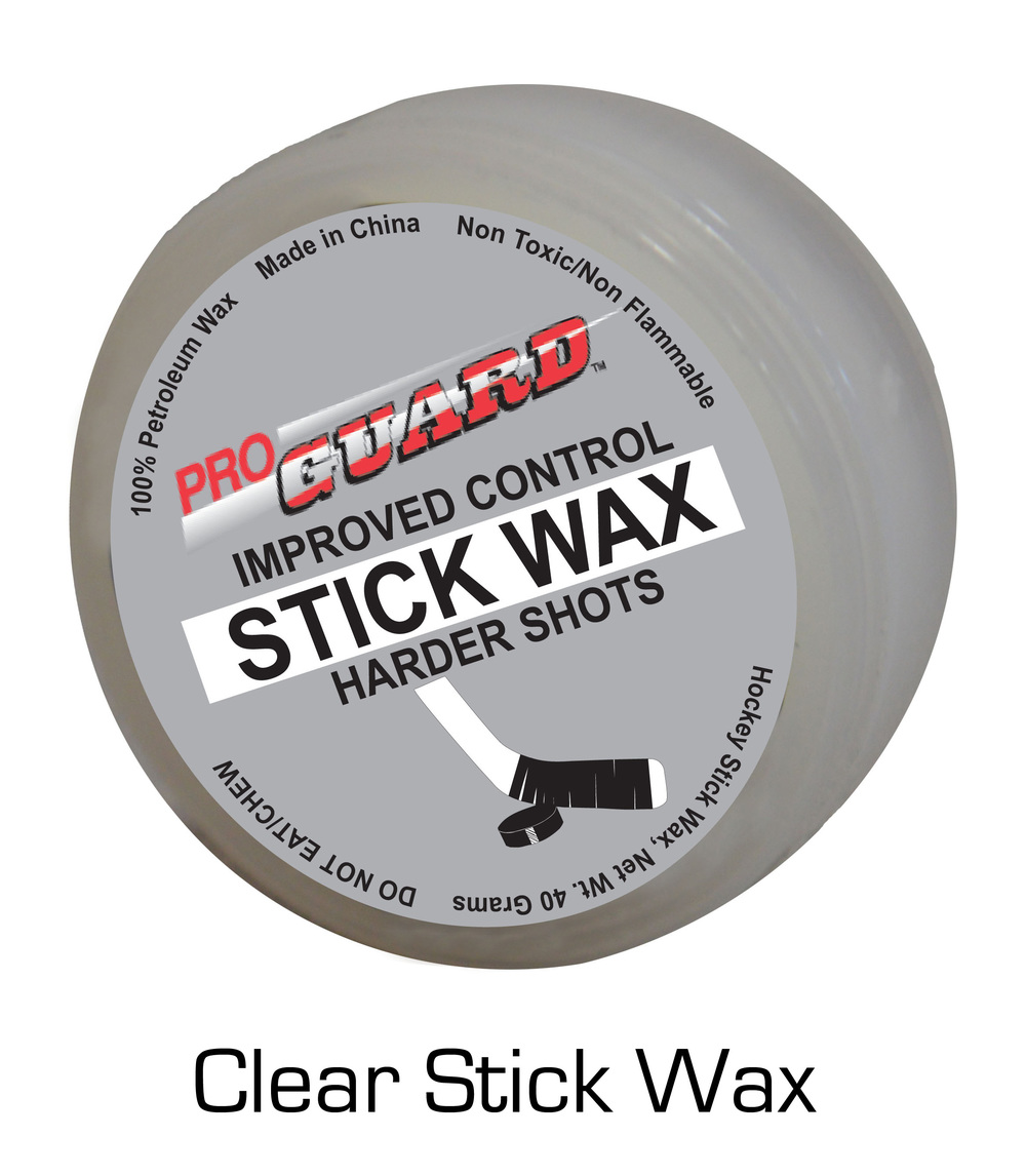 Clear Stick Wax