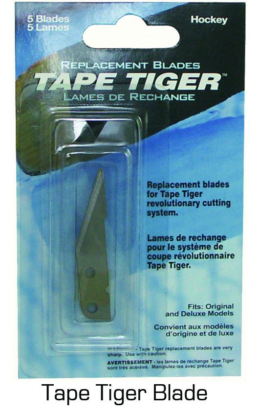 Tape Tiger Blade