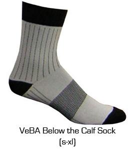 The VeBA Below the Calf Sock