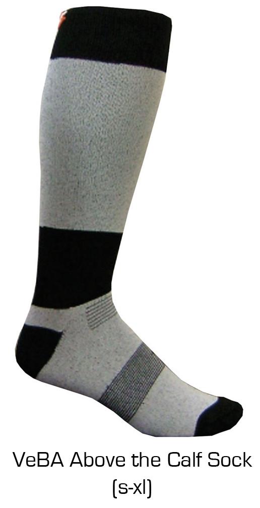 The VeBA Above the Calf Sock