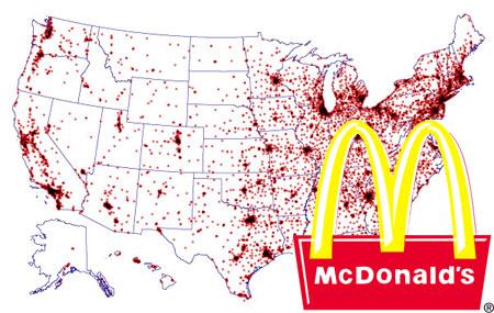 Blog Government And Politics - Maps of us mcdonals locations