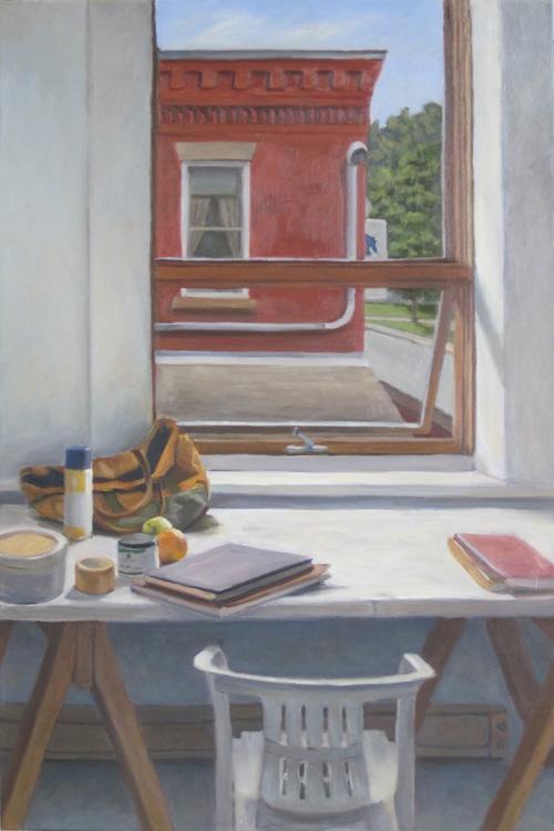 Studio in Vermont