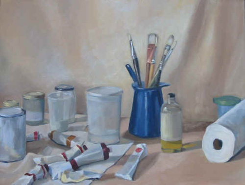 Painter's Table