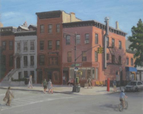 Corner of 9th Street