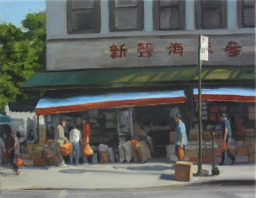Chinatown Market, 2016