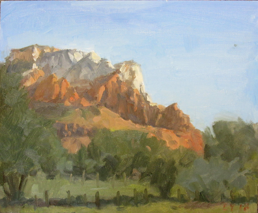 Zion's Peaks and Valleys, 2018