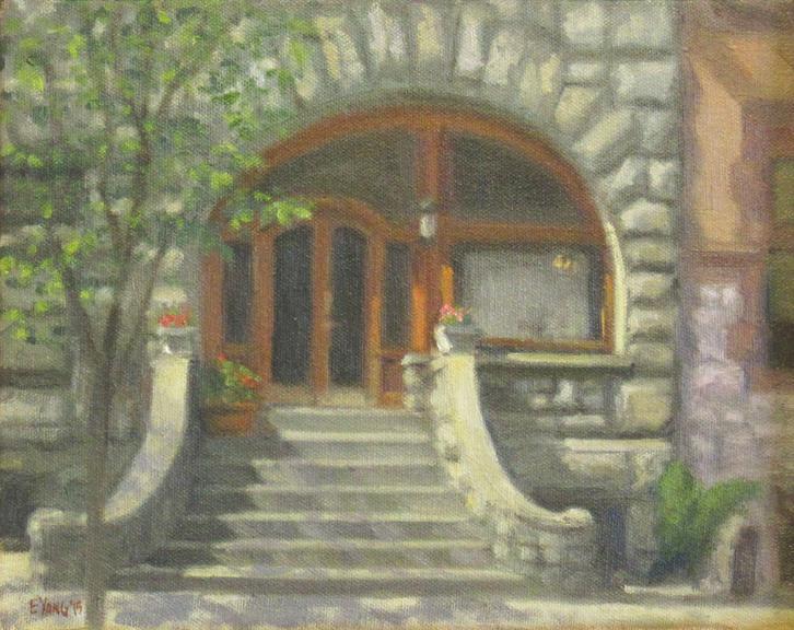 Stone House on Carroll St