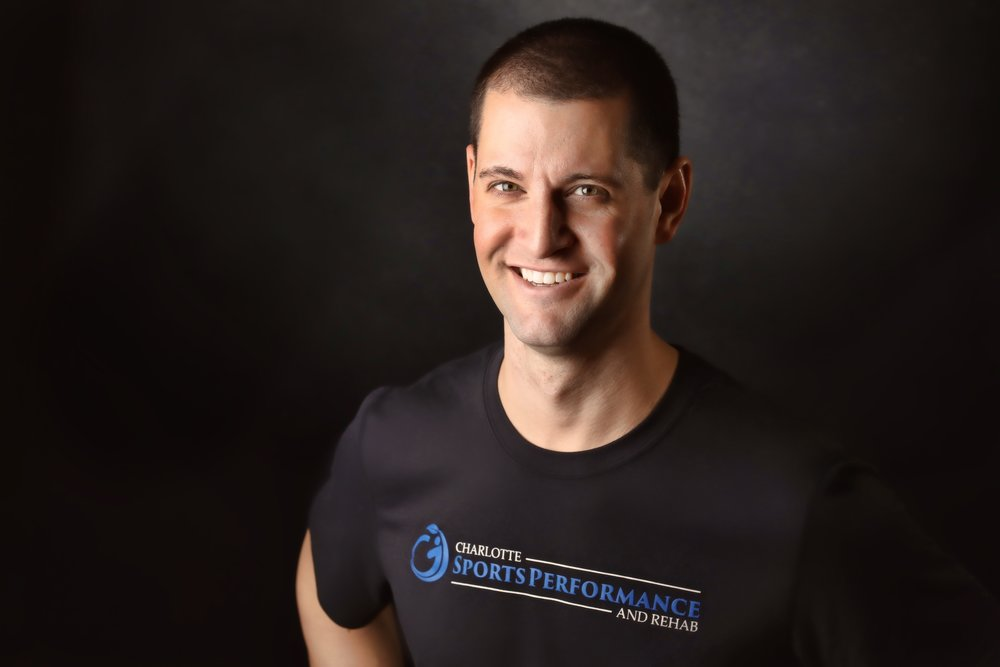 Dr. Derek Maul, Chiropractic Physician at Charlotte Sports Performance and Rehab