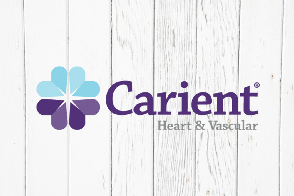 Corporate Branding for   Carient Heart & Vascular