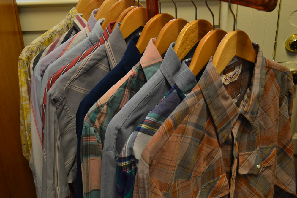 Men's Vintage Button Downs