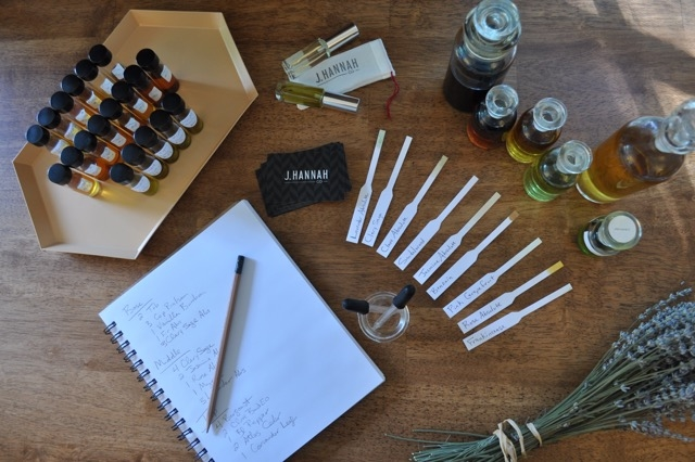 Join us for a Natural Perfume Making Workshop!