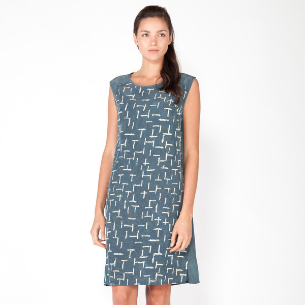Summer Fern Shift Dress $119