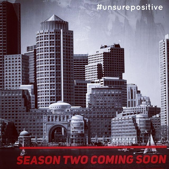 It's true... look for teasers in May! #comebacks #webseries #season2
