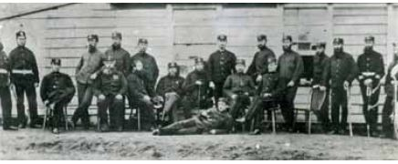 Durham Light Infantry c.1864