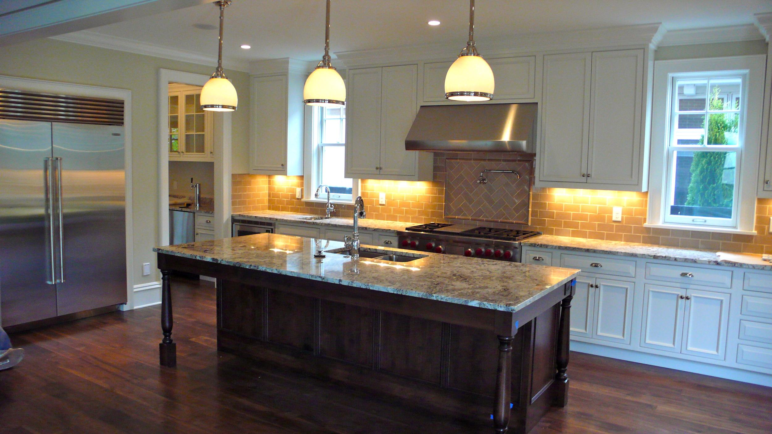 Classic Kitchen Design — sanctuary kitchen and bath design