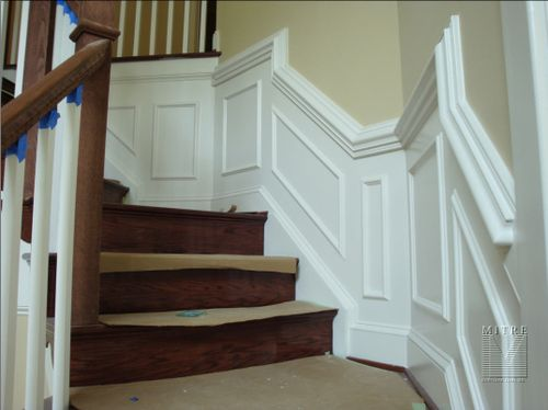 How To Build Wainscot Paneling Sanctuary Kitchen And