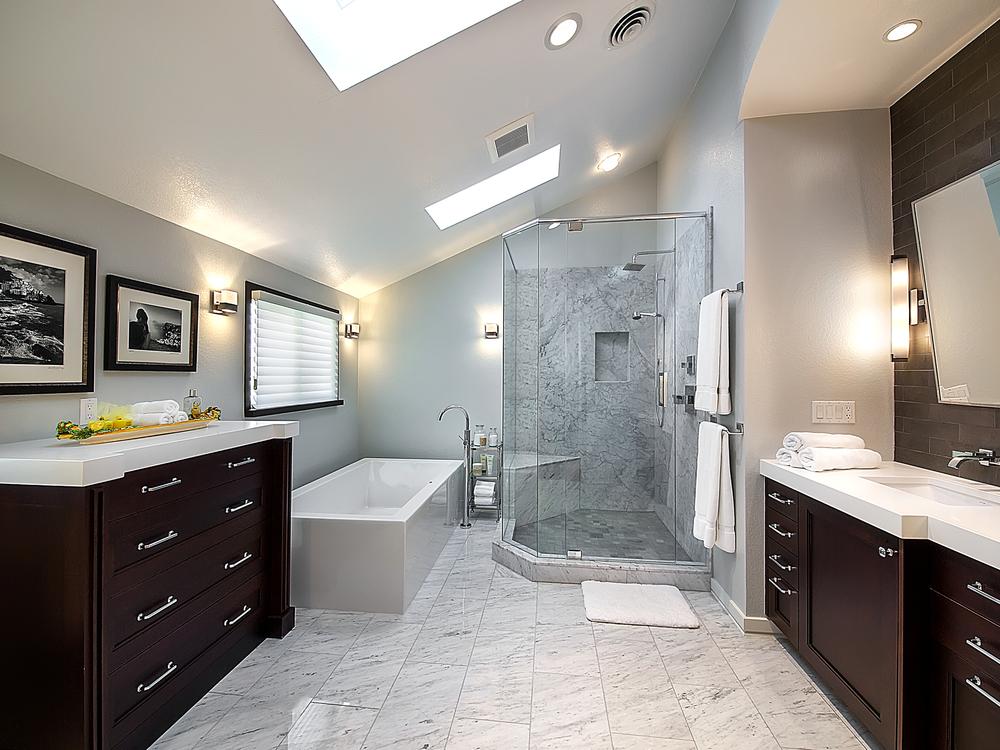 Transitional Bathroom Remodel   Bonnie Brae Neighborhood Denver