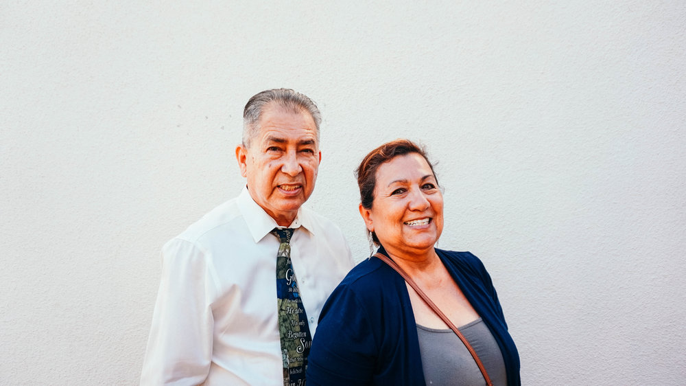 RICHARD & YOLIE MORIN    Growth Group Leaders | Adults