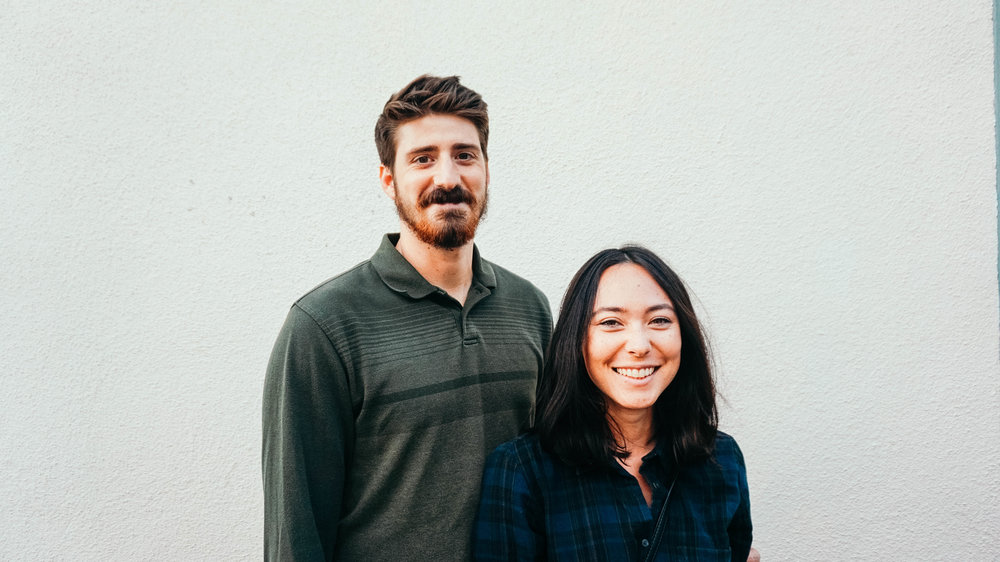 CALEB & EMILY WOODFIN    Growth Group Leaders | Young Adults