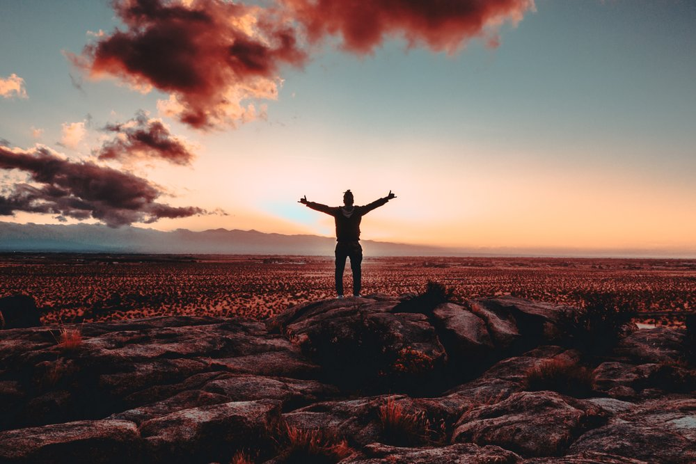 """AWE - Our contentment is based on how much """"AWE"""" we have for God. Come join us on Sundays at 9:45AM, in Pastor's office, to discuss and study about renewing our AWE for God. If you are 18 - 35, this group is for you!"""