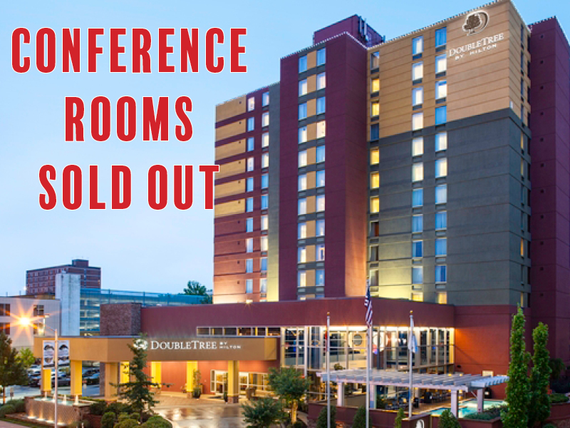DoubleTree by Hilton Hotel Chattanooga Downtown      407 Chestnut Street                        Chattanooga, Tennessee 37402         (423)-756-5150  - Price - $149 per nightParking – Self park $11 $ Valet $15 per dayCheck In 3PM & Check Out 12PMReservations must be made by 8/9/1830 rooms in the group block