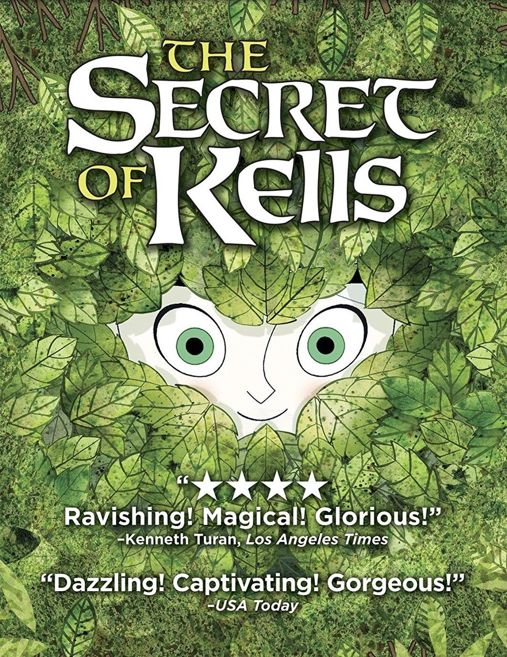 The Secret Of Kells  Tomm Moore & Nora Twomey