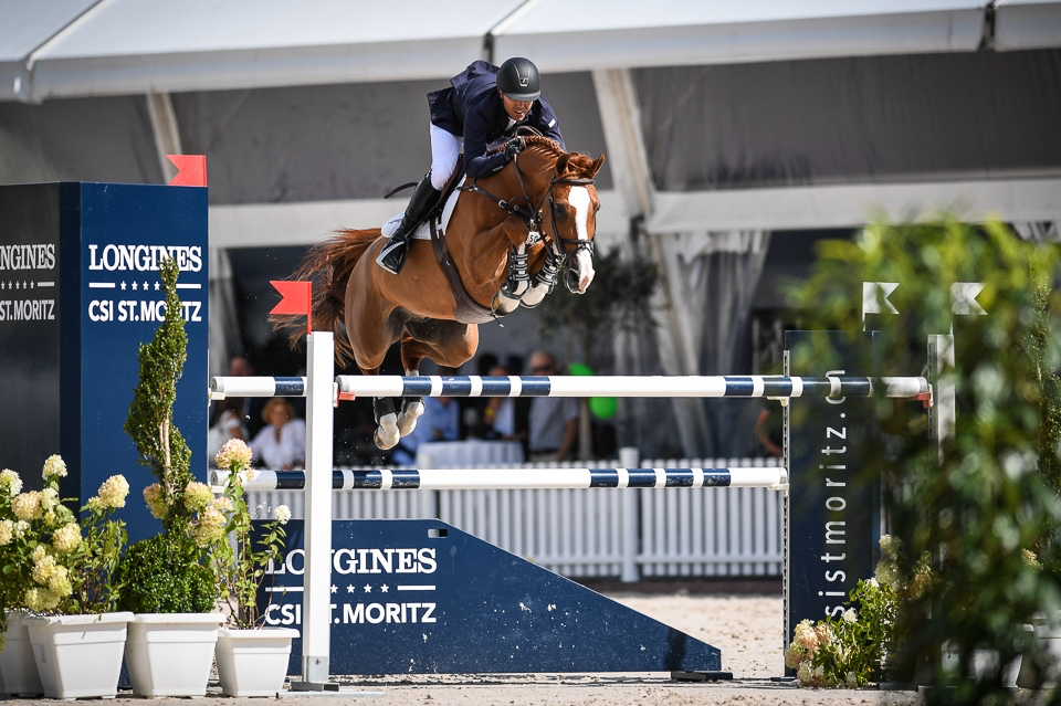 Just One Week After Winning Team Silver At The 2016 Rio De Janeiro Olympic Games Kent Farrington Kept His Good Form By Two Feature Classes