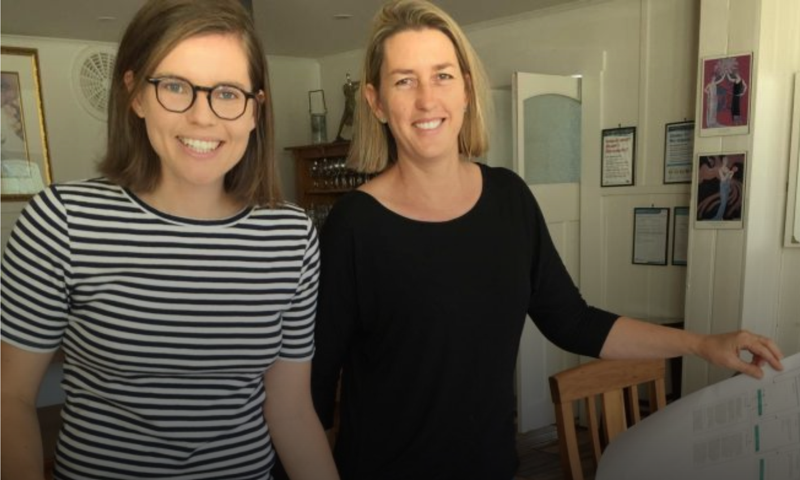Baby Talk: HelpMe Feed - We spoke to the ABC's Penny Johnston during our team retreat