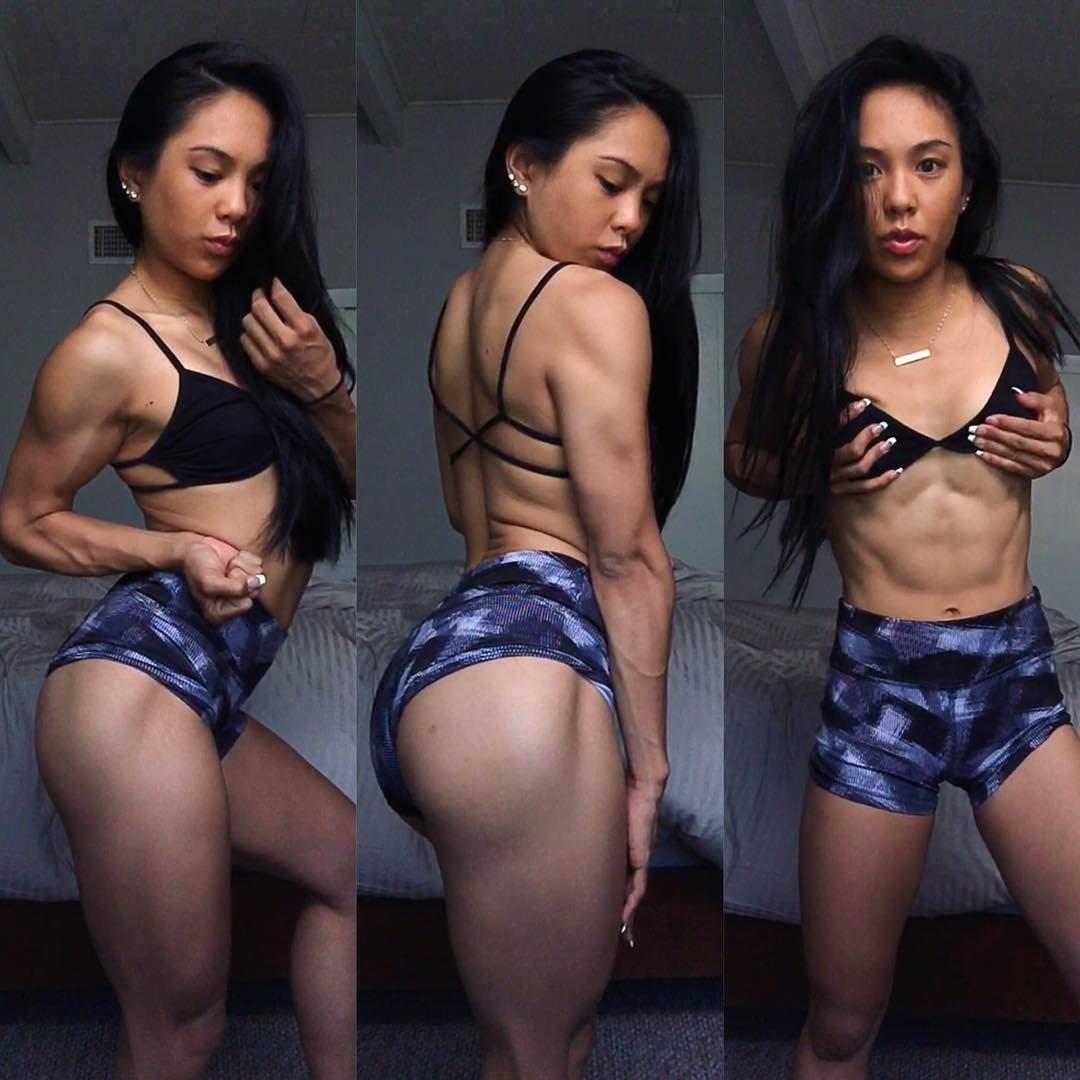 Think big booty bikini contest are