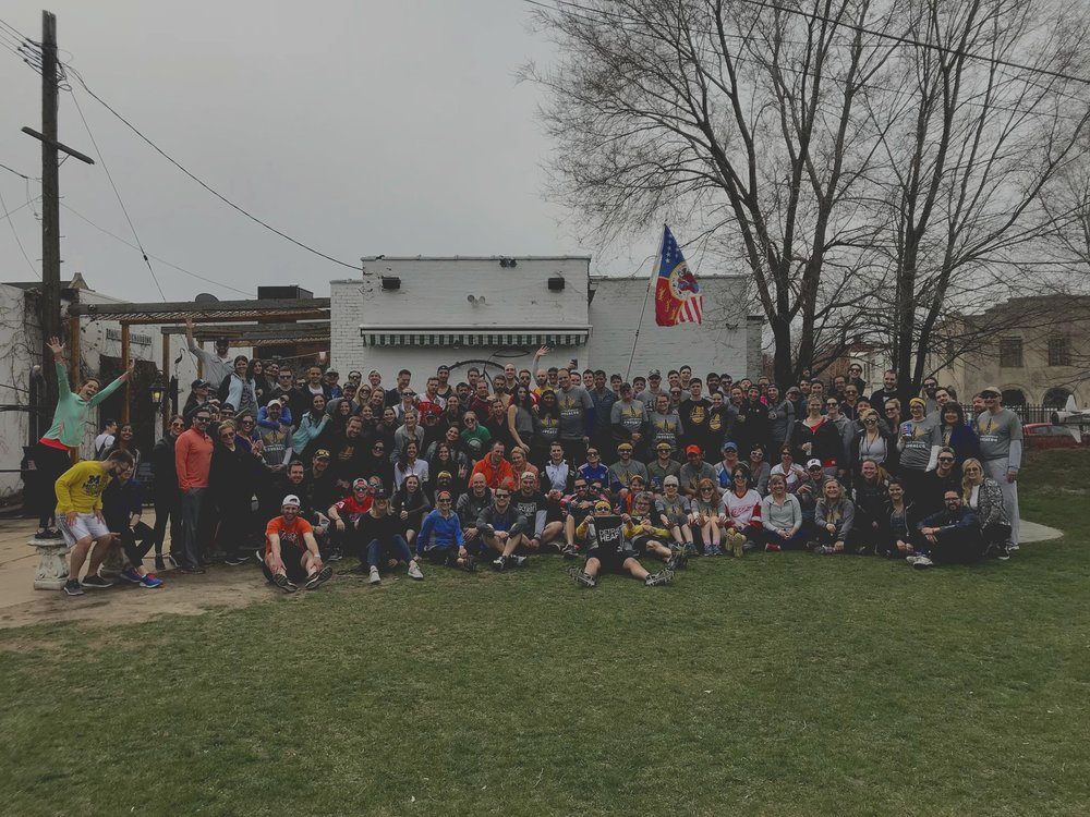 The Chug-A-Lug - Saturday April 27th 12:30pm5-mile 5-bar run in and around downtown Detroit.Free to attend, RSVP by 3/27 for Early Bird t-shirts!Click here to RSVP on EventbriteClick here to share on Facebook